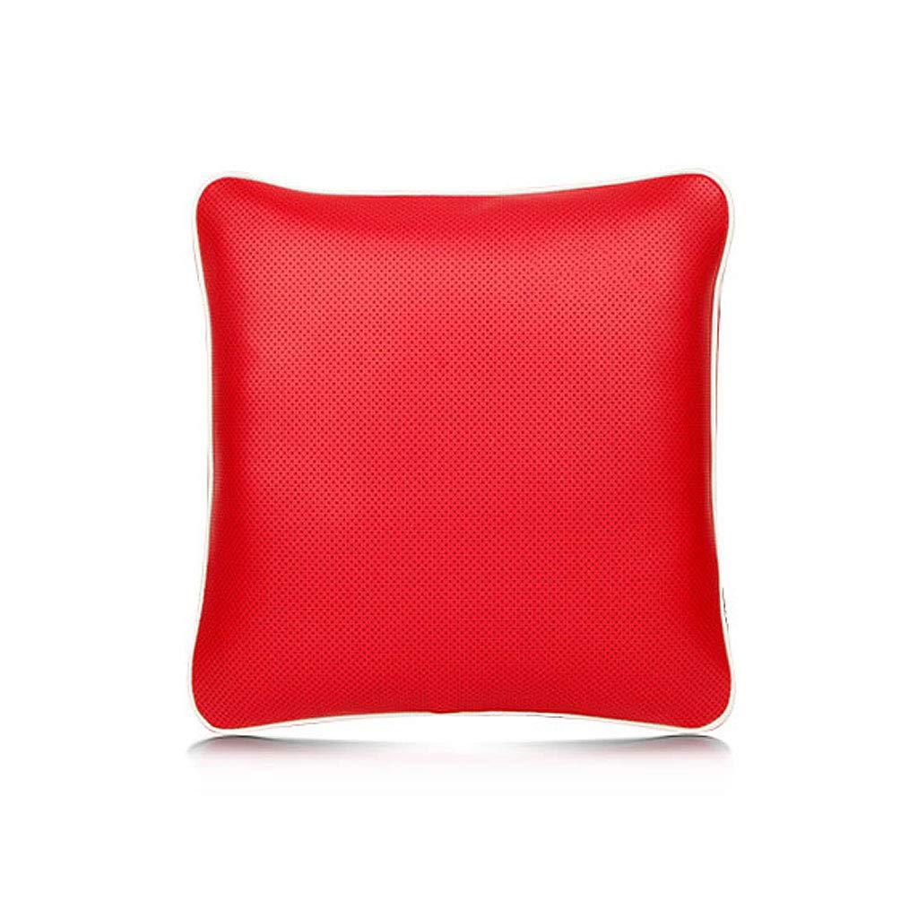 ZHAO YELONG Freizeit Multifunktions Soft Keep Warm Blanket Schal Kissen Auto Sofa Büro