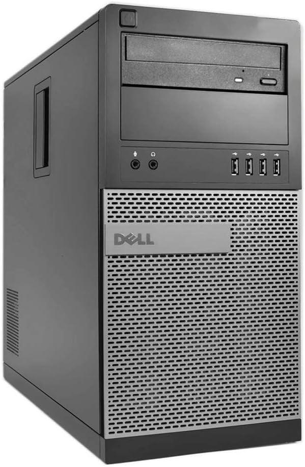 Cobratype Gaming PC Desktop - NVIDIA GTX 1060, Intel Core i5, 1TB HDD, 12GB RAM, Windows 10 (Renewed)