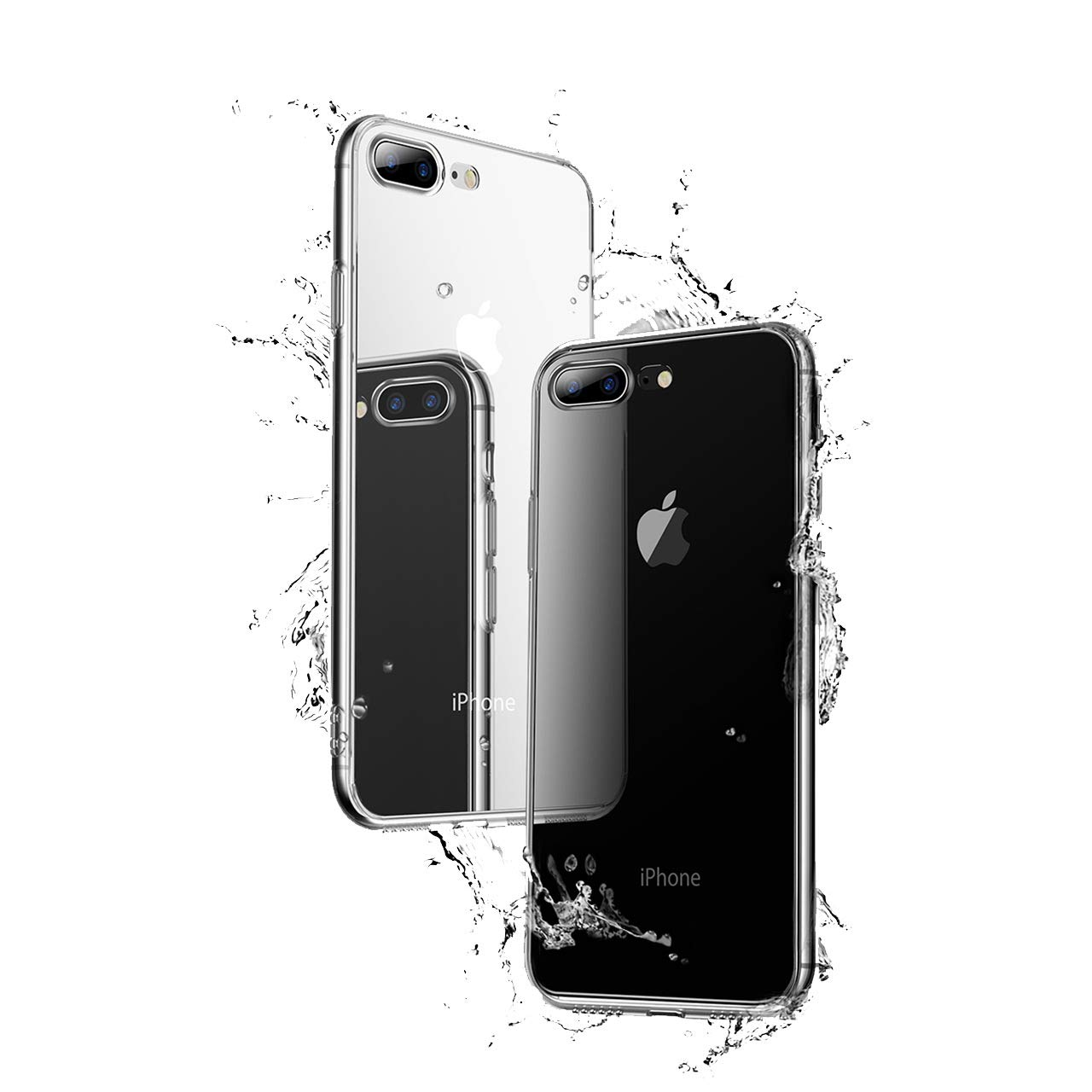Amazon.com: Funda para iPhone 7 Plus, iPhone 8 Plus ...