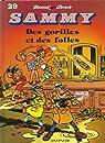 Sammy, tome 29 : Des gorilles et des folles par Cauvin