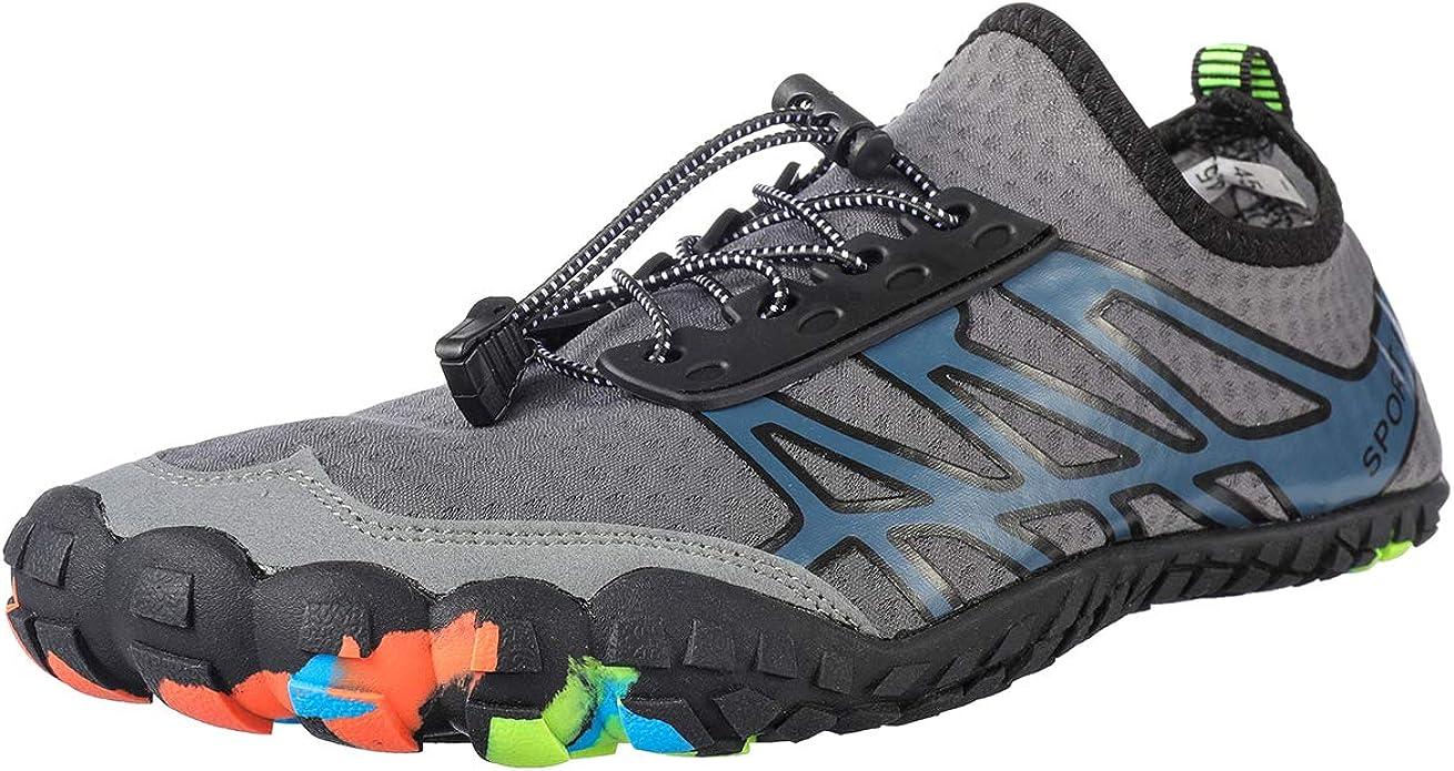 gracosy Zapatillas De Natación Hombres Mujeres Zapatos, De Playa ...