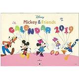 日本ホールマーク ディズニーミッキーと仲間たち 2019年 カレンダー 壁掛け 大 743857