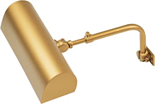 """product image for House of Troy RR5-1 Richardson Reflector Picture Light, 5"""", Gold"""