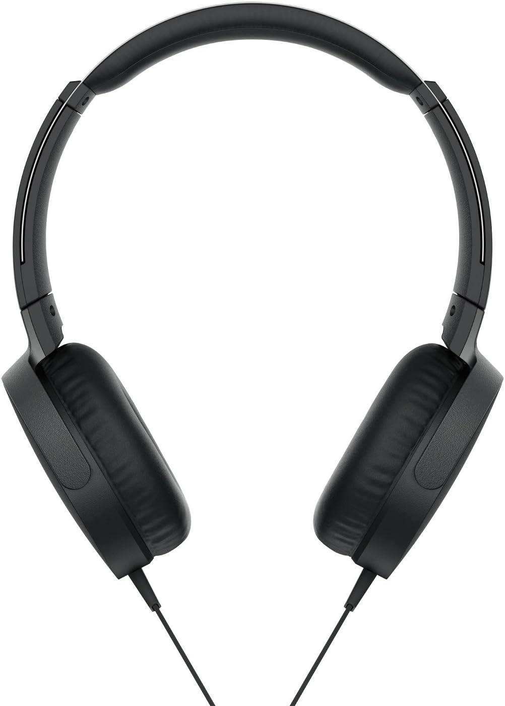 Sony MDR-XB550AP, Auriculares de Diadema Extra Bass (micrófono ...