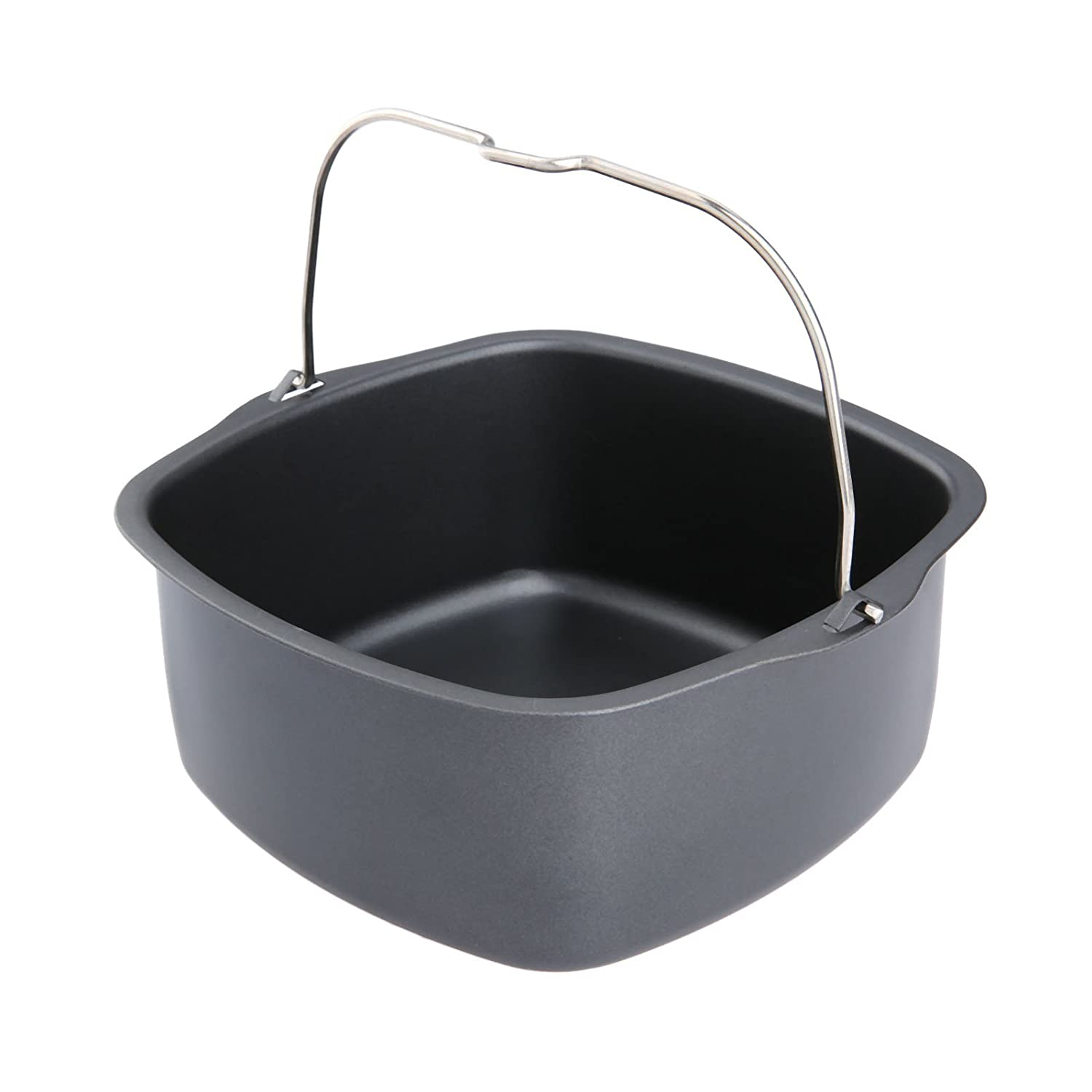 Cake Barrel, Baking Dish HD9925/00 Nonstick for Air Fryer HD9220 and HD9230, Air Fryer Accessories