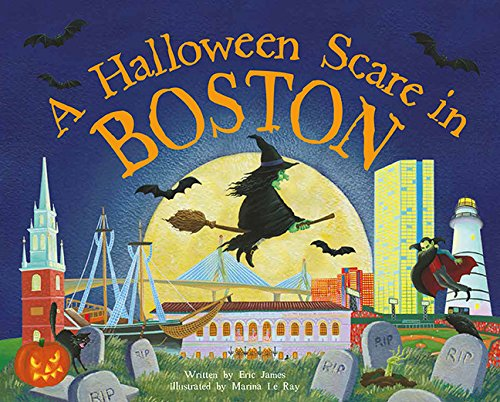A Halloween Scare in Boston (Halloween Scare: Prepare