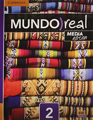 (Mundo Real Media Edition Level 2 Student's Book plus 1-year ELEteca Access (Spanish Edition))