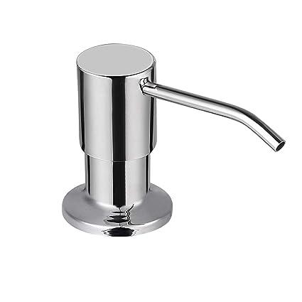 Amazon.com: Samodra - Dispensador de jabón para fregadero de ...