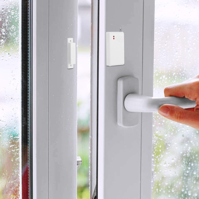 D1D9 - Sistema de Alarma de ladrillo inalámbrico para Bricolaje y Seguridad en casa: Amazon.es: Bricolaje y herramientas
