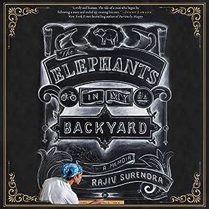 The Elephants in My Backyard Audiobook