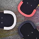 VONOTO 3PACK Skateboard Protector U-Shaped Bumper Strip