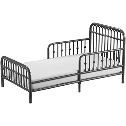 best loved 4042b f723f Amazon.com: Monarch Hill Ivy Toddler Bed, Kids Bedroom ...