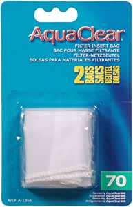 AquaClear 70 Nylon Bag, 2-Pack