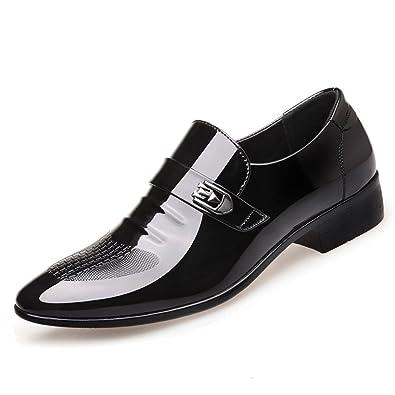 LEDLFIE Herren Geschäft Leder Schuhe Kleid Schuhe Schuhe Schuhe Fashion Schuhe ... e332e2