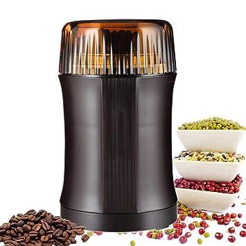 KPQ Cafetera Eléctrica para Moler Café con Granos, Especias ...