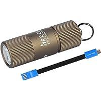 OLIGHT I1R 2 EOS LED Mini Linterna con Llavero,Lámpara Pequeña Solo 13g,Linterna de Mano de 150 Lúmenes y 40 Metros…