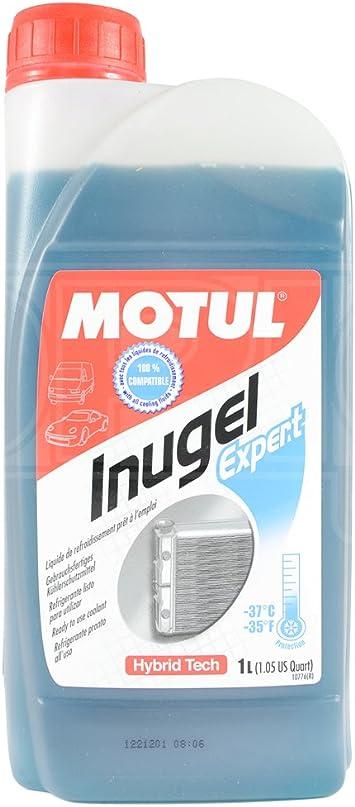 5 Lts Motul Inugel Expert Coolant -37oC