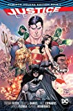 Justice League: The Rebirth Deluxe Edition Book 1 (Rebirth)