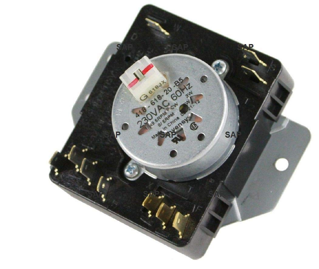 W10185982 For Whirlpool Dryer Timer Control AP6016541 PS11749831