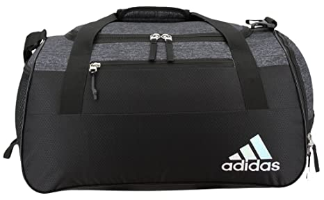 73a981bb874 Amazon.com  adidas Squad Duffel Bag