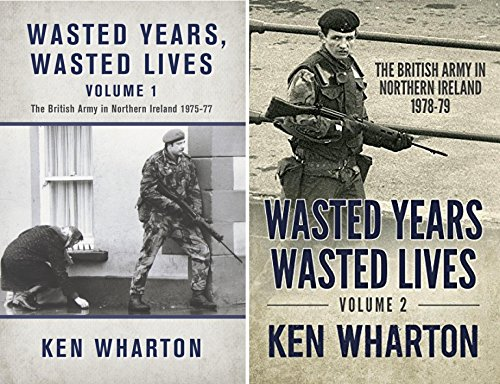 Wasted Years, Wasted Lives (2 Book Series)