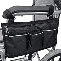 Bolsa lateral para silla de ruedas con bolsas: