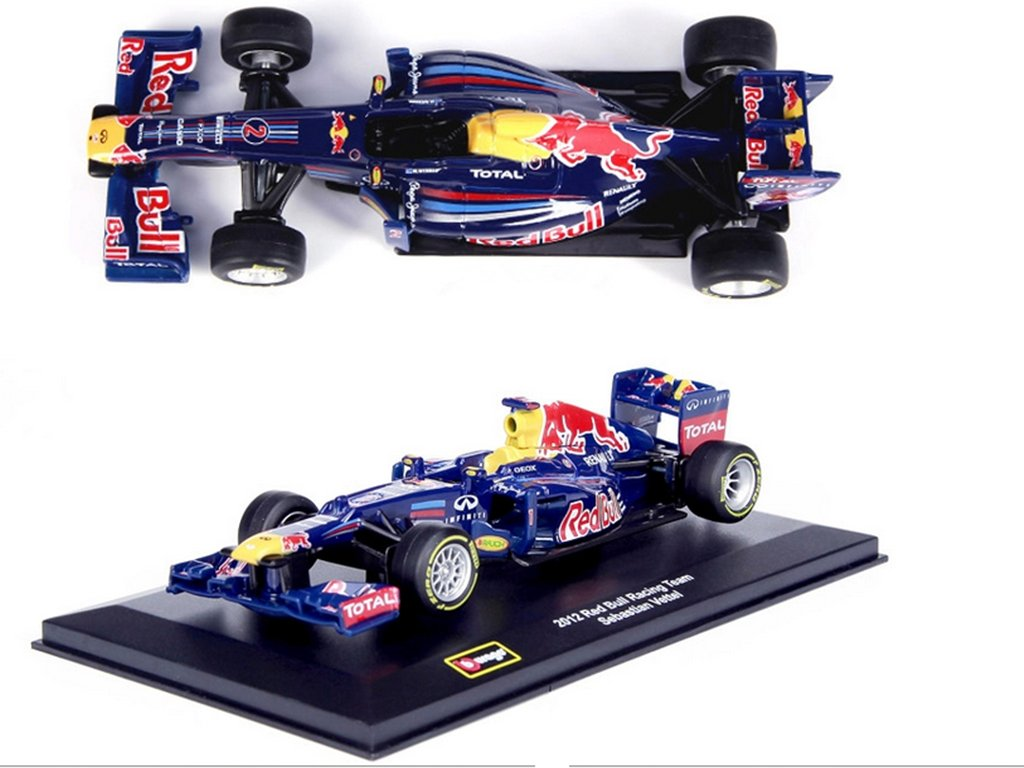 Maqueta Red Bull Coche de F1 Racing car Modelo a escala 1:32 ...