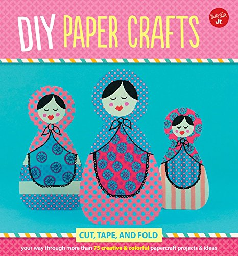 Book Cover: DIY Papercrafts