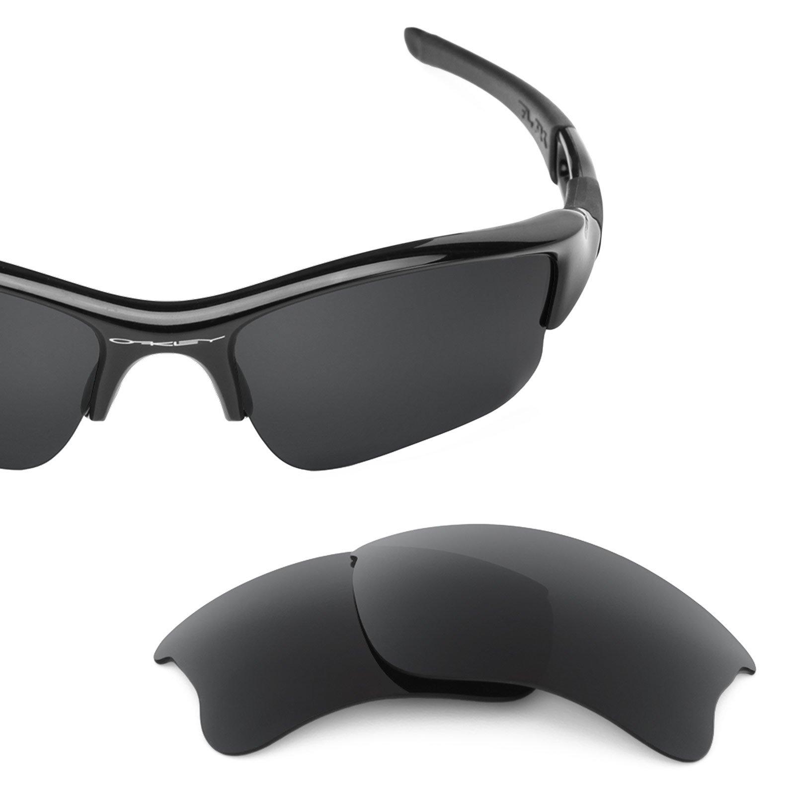 Revant Replacement Lenses for Oakley Flak Jacket XLJ Stealth Black