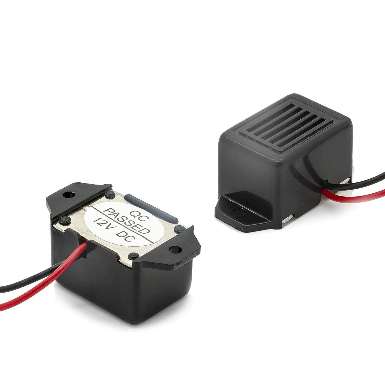 Auto KFZ PKW Licht Aus Warner Kontroll Summer Pieper 6//12V Adapter Kabel