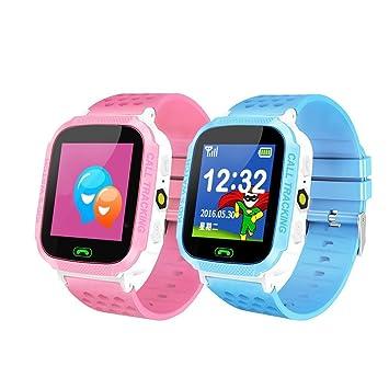 Smartwatch infantil, monitorizador de actividad, reloj de ...