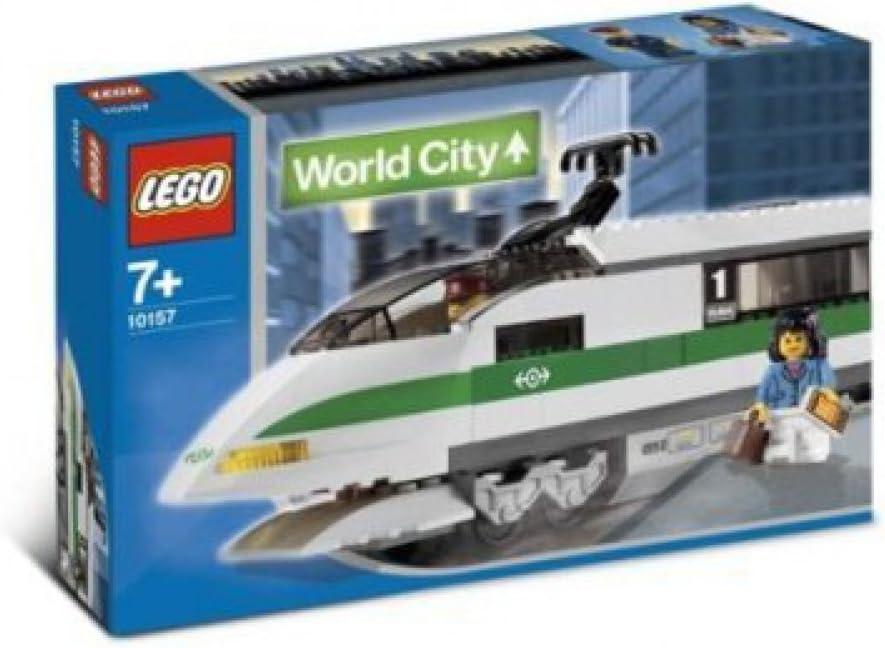 LEGO World City High Speed Train Locomotive (10157)