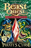 The Pirate's Curse, Adam Blade, 1408318407