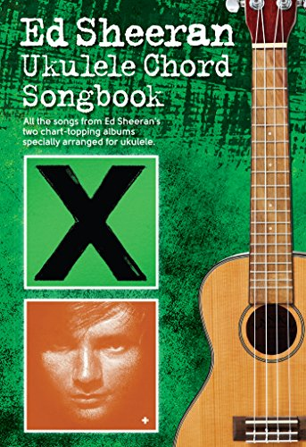 Amazon Ed Sheeran Ukulele Chord Songbook Ebook Wise