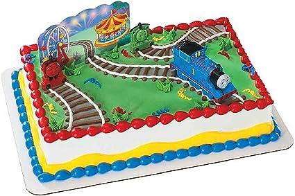 Amazon.com: Tren Thomas Y Amigos Set de decoración para ...