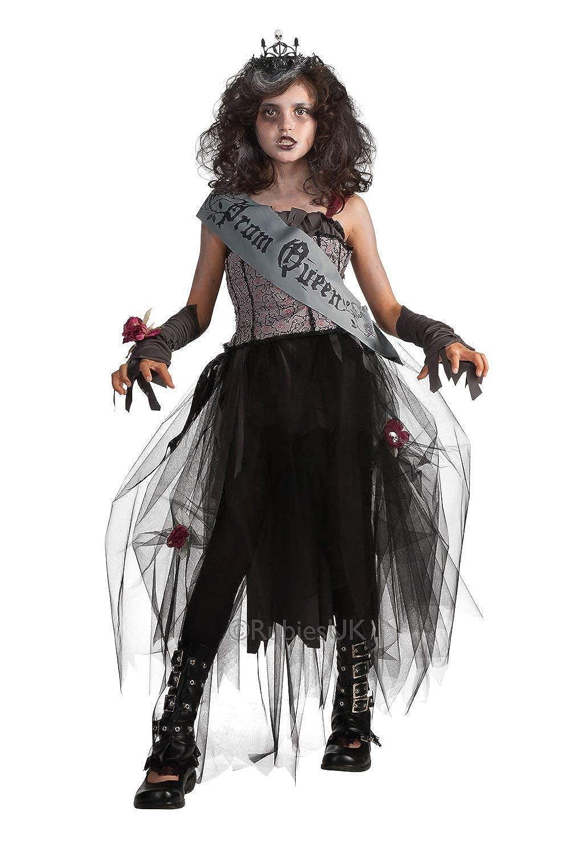 Compra calidad 100% autentica M M M Rubies – Disfraz de Reina del Baile niñas Disfraz gótica Sexy  ordenar ahora