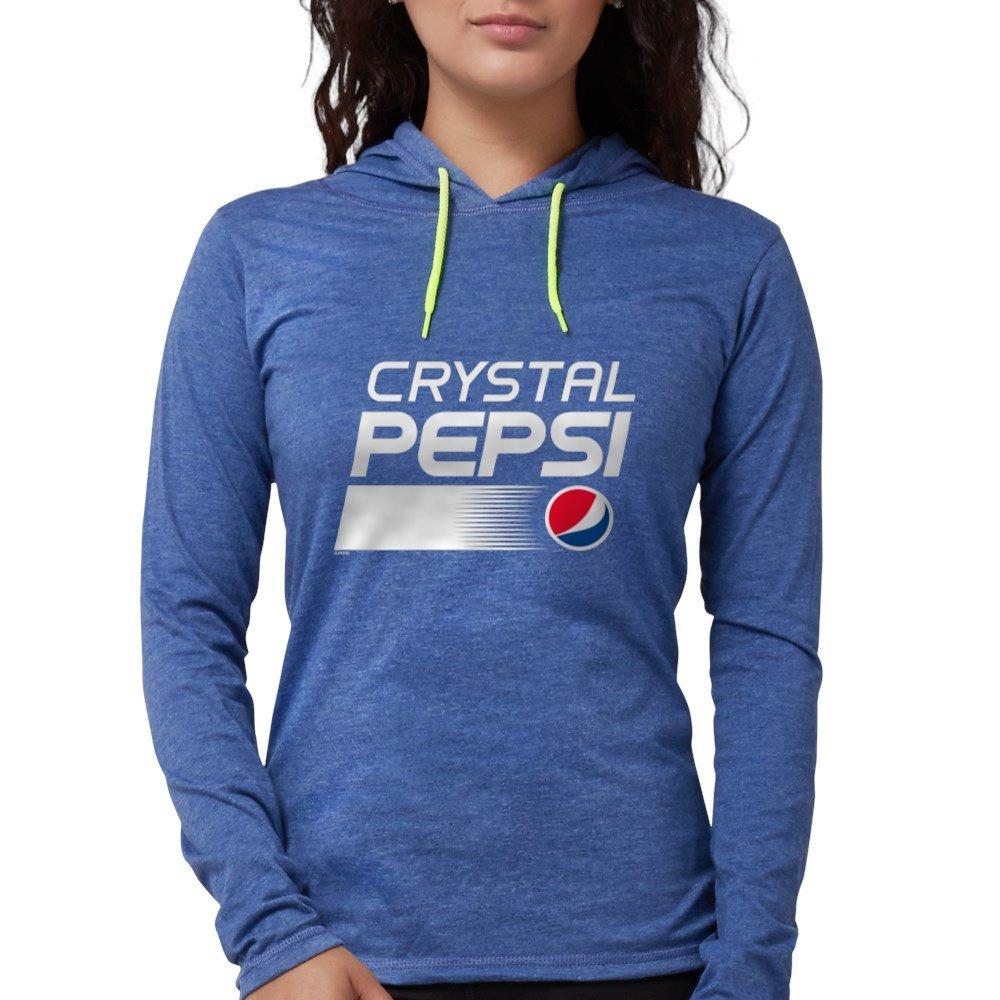 Crystal Pepsi Vintage Hooded Shirt