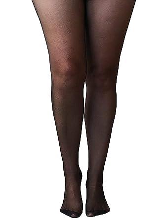 a8fde87e935 Essexee Legs 3 Pairs 20 Denier Ladder Resist Tights. Sizes  L-XXL. Colours   Black