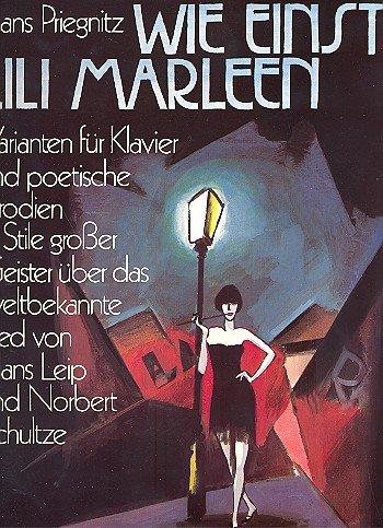 Wie Einst Lili Marleen. Klavier