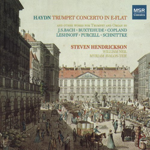 Haydn: Trumpet Concerto and other works for Trumpet and Organ