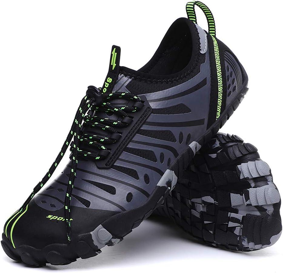 Lixada Escarpines Zapatos de Agua Secado Rápido Ligero Zapatos Atléticos para Playa Kayak Canotaje Senderismo Surf Caminar: Amazon.es: Deportes y aire libre