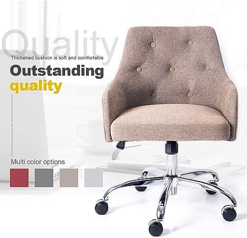 Lansen Furniture Home Office Chenille