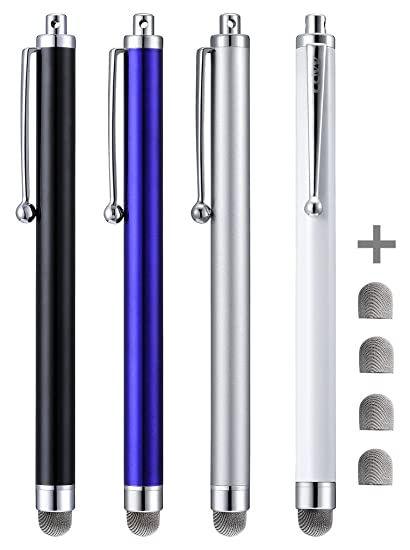 amazon com ccivv stylus 4 pcs 5 0 inches hybrid mesh fiber tip