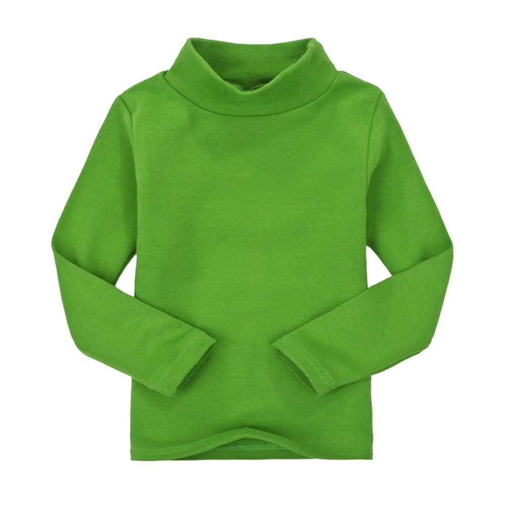 Cute On Kids Childrens | High Neck | Long Sleeve | Cotton | T-Shirt, Tops, Tee Shirt