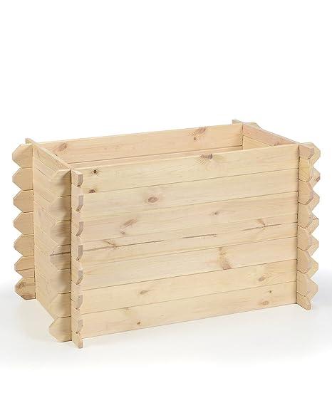Mygardenlust Hochbeet Aus Holz Kräuterbeet Bausatz Für Garten