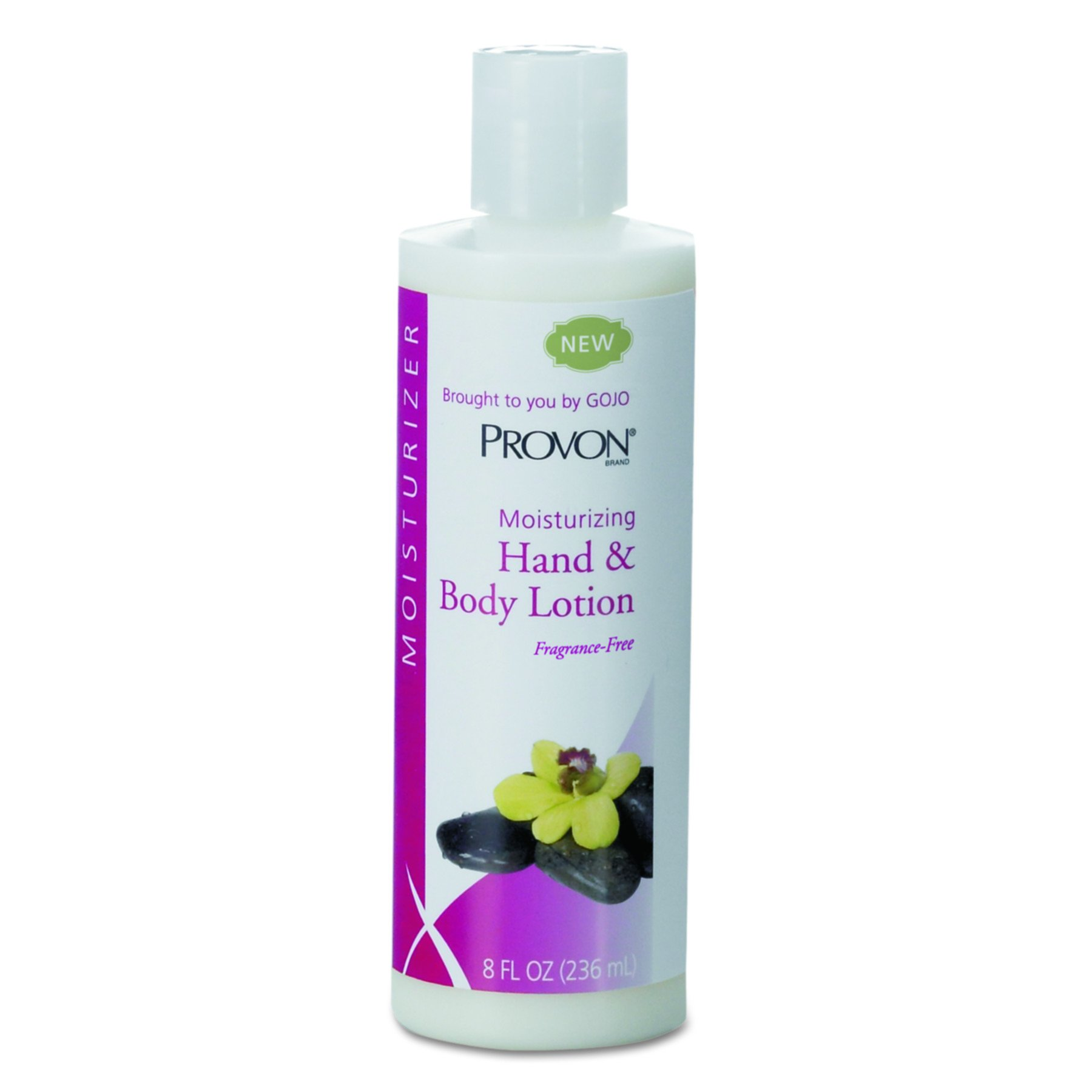 PROVON 4334-48 Moisturizing Hand and Body Lotion, 8 fl. oz. Squeeze Bottle (Case of 48)