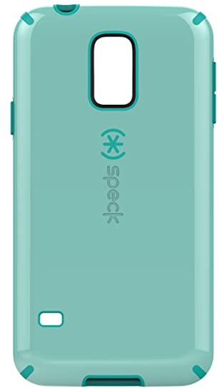 detailed look 783f7 bd05a Speck Products Samsung Galaxy S5 CandyShell Case - Aloe Green/Caribbean Blue