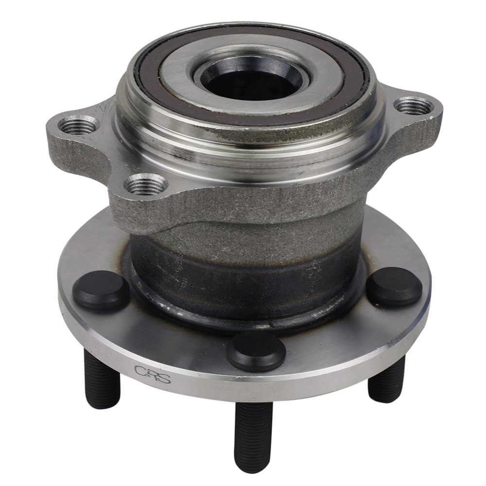 CRS NT512183 New Wheel Bearing Hub Assembly, Rear Left (Driver)/ Right (Passenger), for Subaru Outback 2000-2004/ Legacy 2000-2004/ Baja 2003-2006