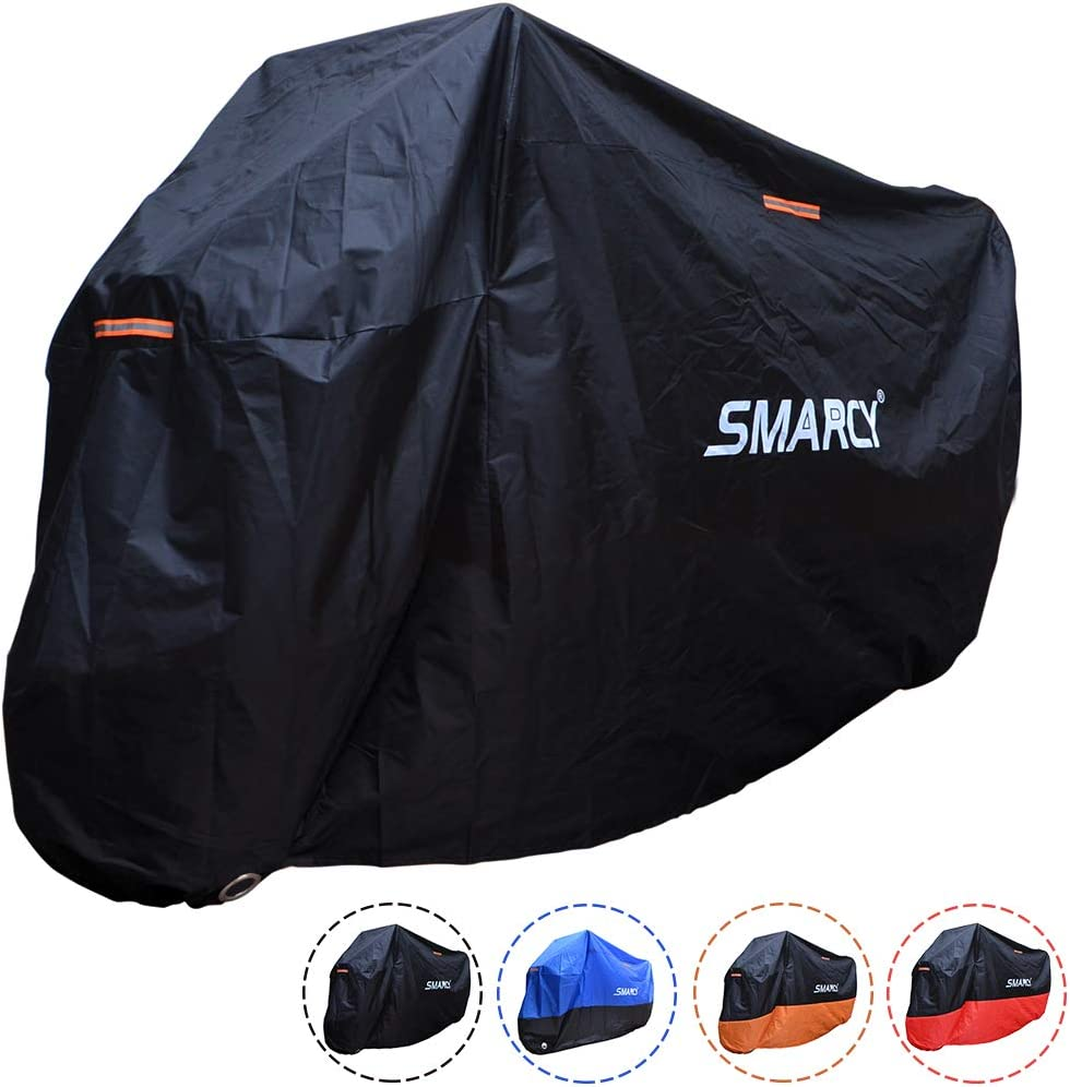 Smarcy Funda Protector para Moto