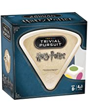 Hasbro - Juego Trivial Pursuit Harry Potter, Multicolor